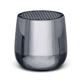 BT Speaker Draagbaar Mino+ LA125MG Metallic Grey | LEXON
