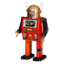 Robot TV Spaceman Tin Toy 13 cm – St. John MRX