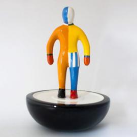 Sculptuur Malevich Sportsmen Model #2 Keramiek | BeaMalevich
