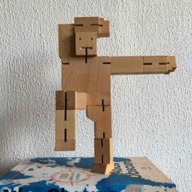 Cubebot Robot Puzzel - Medium   Areaware