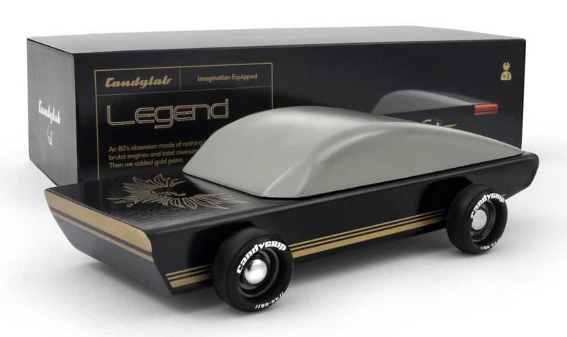 Candylab Toys | Legend - houten design auto