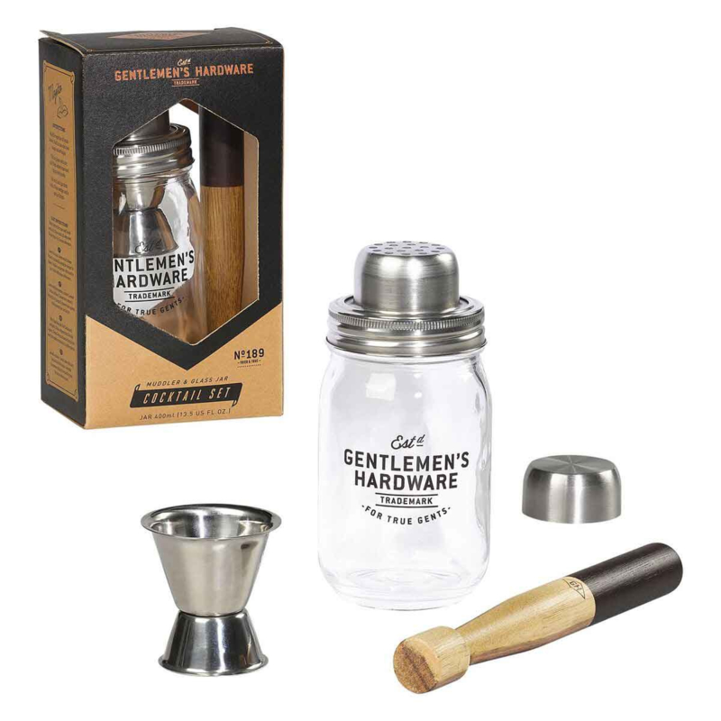 Cocktail Set | Gentlemen's Hardware