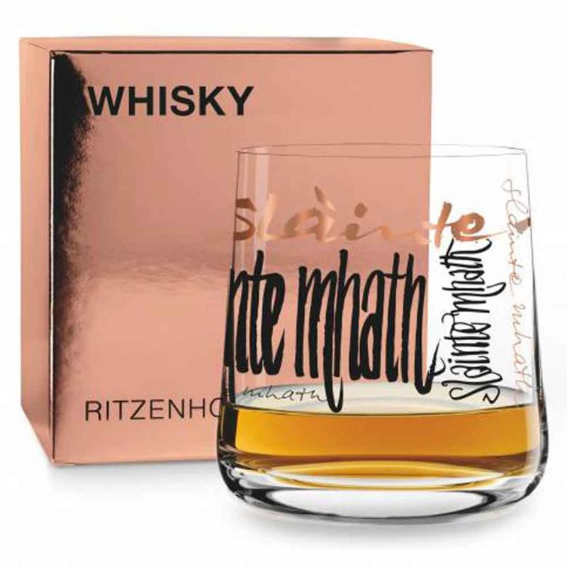 Whiskey Glas | Ritzenhoff Next | Claus Dorsch