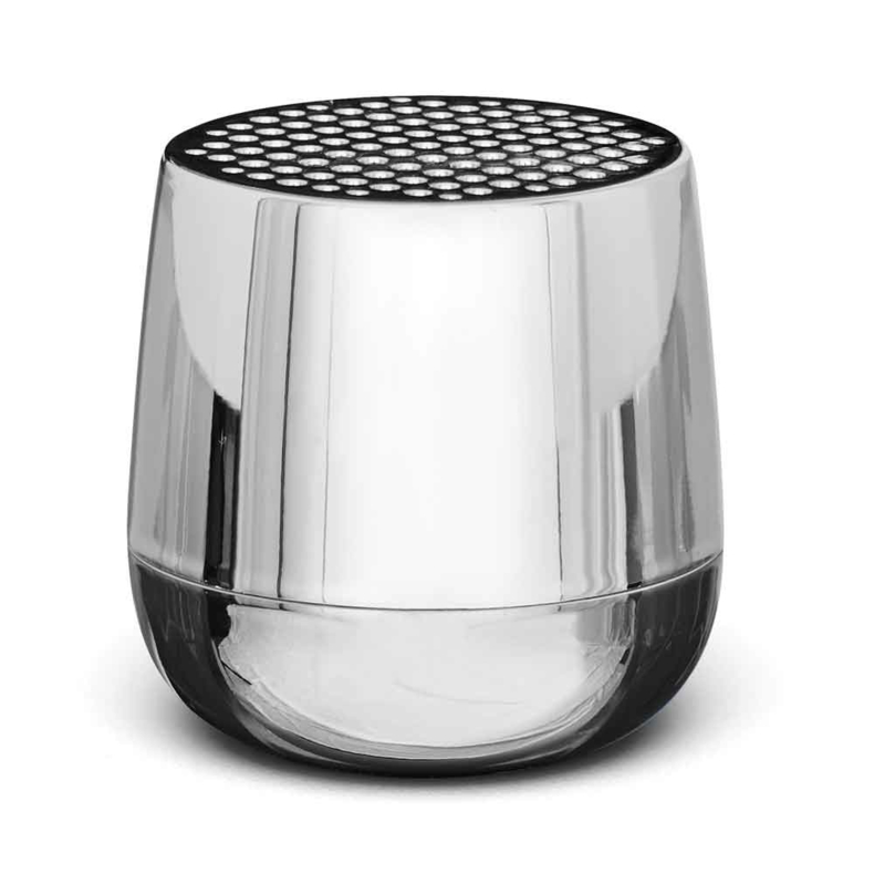 Draagbare BT Speaker Mino+ LA125MC Metallic Chrome | LEXON