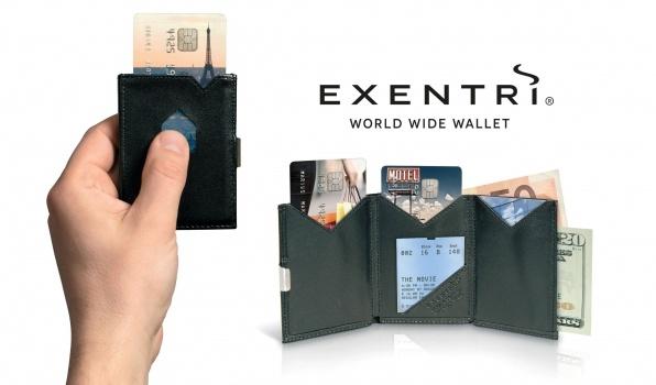 Exentri portemonnee