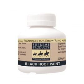Supreme Products Hoof Paint zwart