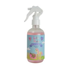 Little Rider roze zadelzeep spray