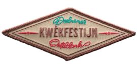 Deelnemer Kwèkfestijn Oeteldonk (ca 14x5.5 cm)