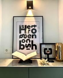 Poster 's-Hertogenbosch • Boschpost