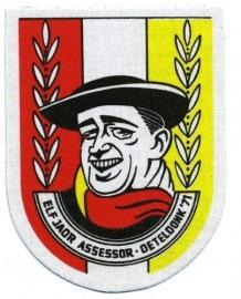Elf jaor Assessor (Jaarembleem 1971)