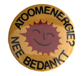 Button Atoomenergie