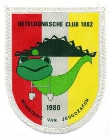 Ministerie van jeugdzaken (Jaarembleem 1980)
