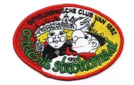 Oeteldonks straotcarnaval (Jaarembleem 1995)