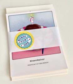 Set met 5 Bossche postcards naar eigen keuze