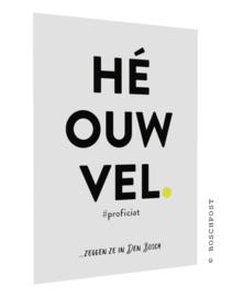 Bossche postcard - Hé ouw vel - #503