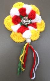 Fleurig Fleurtje met Oetelmedaillon