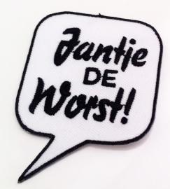 Jantje de Worst! (6x8cm)