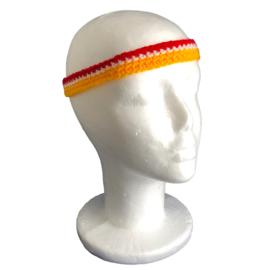 Haarband Oeteldonk gebreid