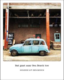 Bossche postcard - Tramkade Den Bosch - #105