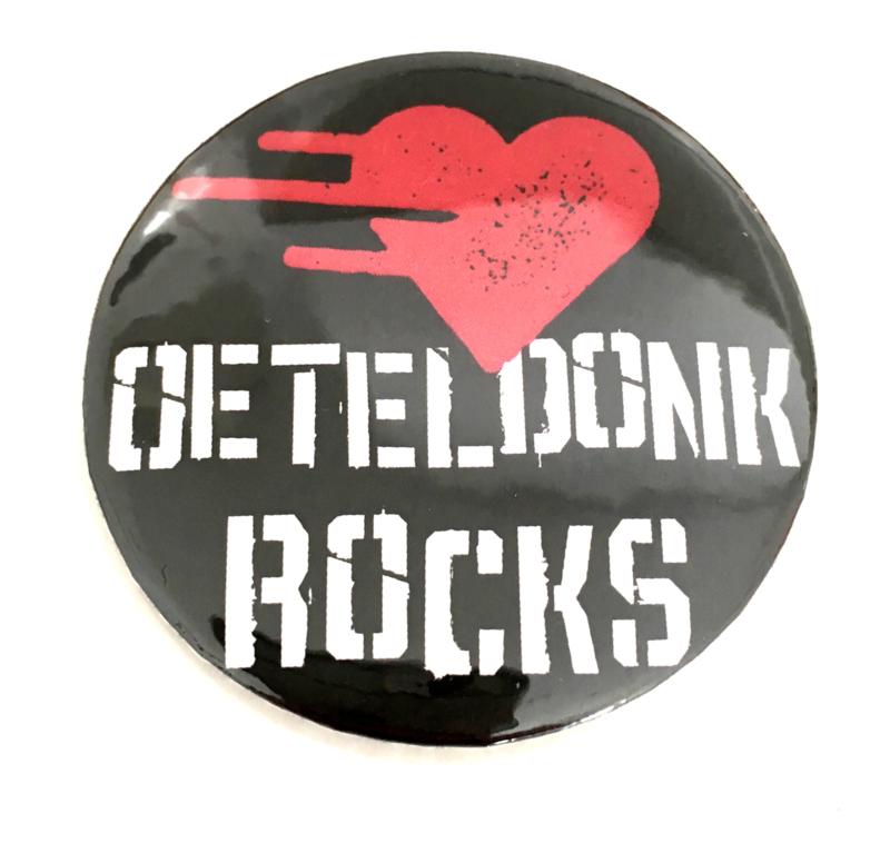 Button Oeteldonk Rocks