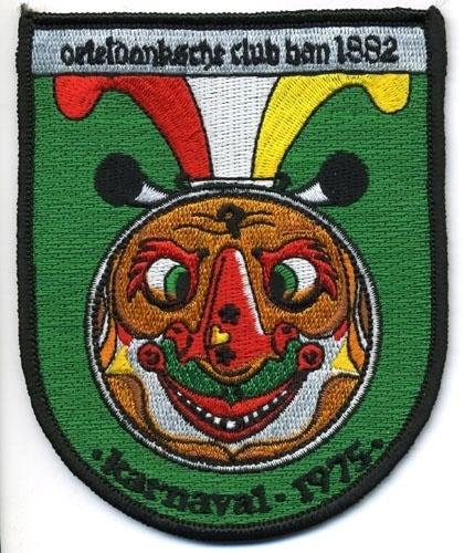 Karnaval 1975 (Jaarembleem 1975)