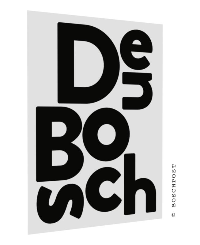 Bossche postcard - Den Bosch- #506