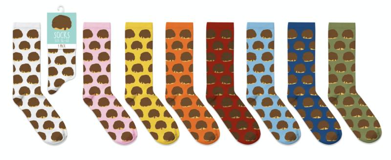 Bossche Bol Sokken (9 kleuren keuze)