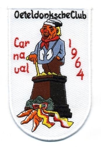 Carnaval 1964 (Jaarembleem 1964)