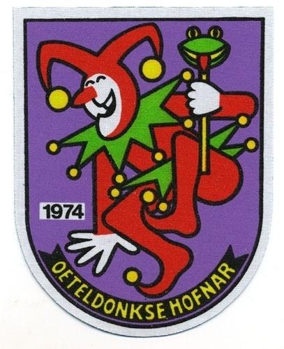 Oeteldonkse hofnar (Jaarembleem 1974)