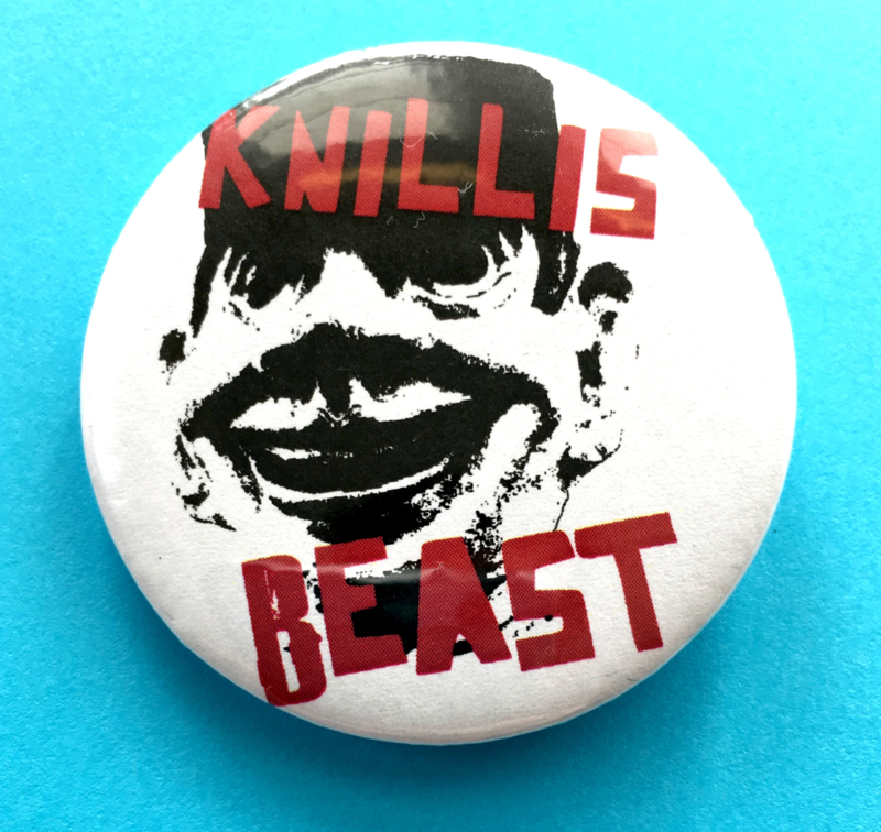 Button Knillis Beast