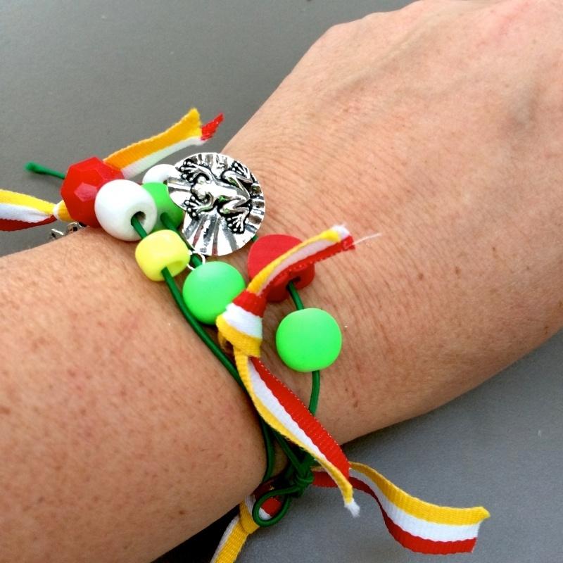 Oetel goes Ibiza style armband