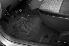 Rubberen mattenset voor de Dacia 4x2 versie.