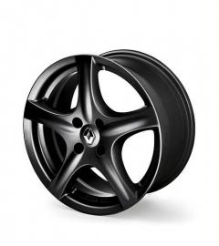"Aluminium Velgen Far Away 15"" Clio III donker grijs"