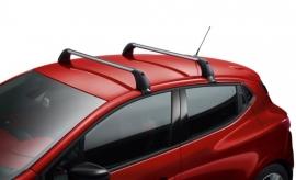 Dakdragers dwarsgeplaatst Clio IV