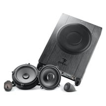 Speakerset upgrade + incl subwoofer