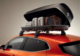 Dakkoffer 480 liter 2019 model mat zwart
