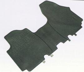 Mattenset voorzijde (rubber)