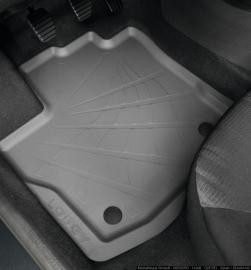 Mattenset rubber 4-delig