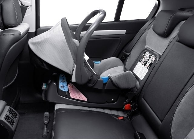 ISOFIX basis baby safe plus kinderzitje