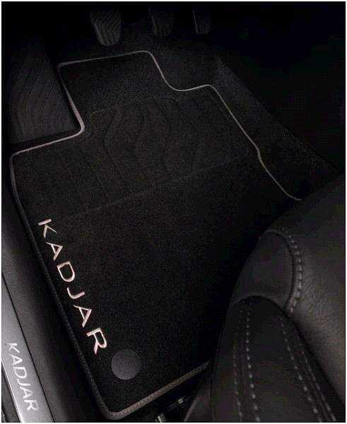 Mattenset Premium Kadjar