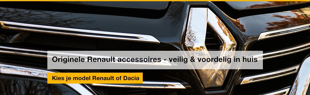Renault en Dacia Webshop