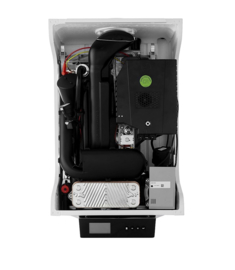 Plaatsing De Dietrich Naneo EMC-M 35 Plus