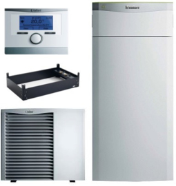 Vaillant FlexoTherm Exclusive VWF 157/4 Lucht/Water