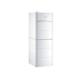 Plaatsing Remeha Calora Tower Gas 15 kw + boiler 160 l