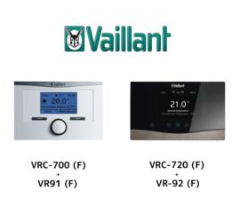 Plaatsing zoneregeling Vaillant SensoComfort