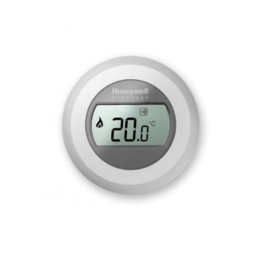 Plaatsing Honeywell Round Connected thermostaat