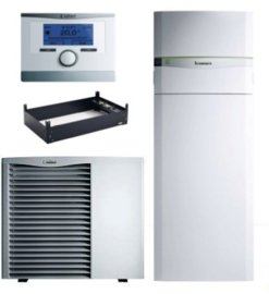 Vaillant FlexoCompact Exclusive VWF 58/4 Lucht/Water