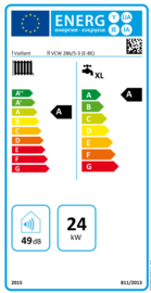 Plaatsing Vaillant EcoTec Pro VCW-286