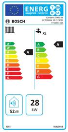 Plaatsing Bosch Condens GC 7000iW-35 C