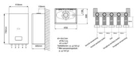 Plaatsing Bulex ThermoMaster  T 25/30